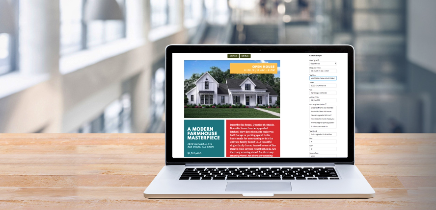 jungo s printpub makes creating real estate flyers easier than ever
