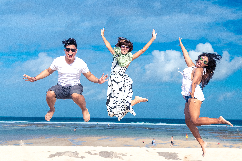 Jump for joy Jungo