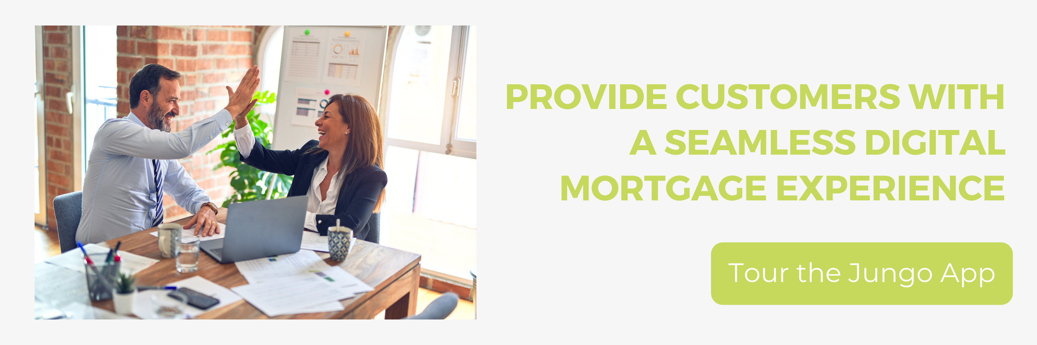 Seamless Mortgage Experience