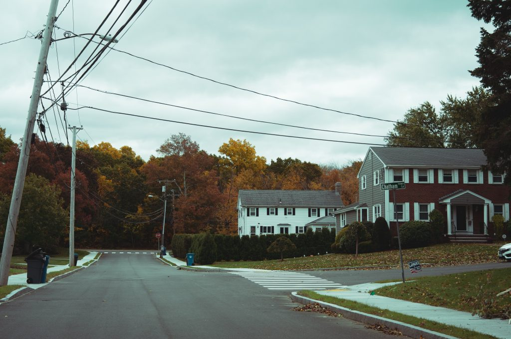 suburban housing trend