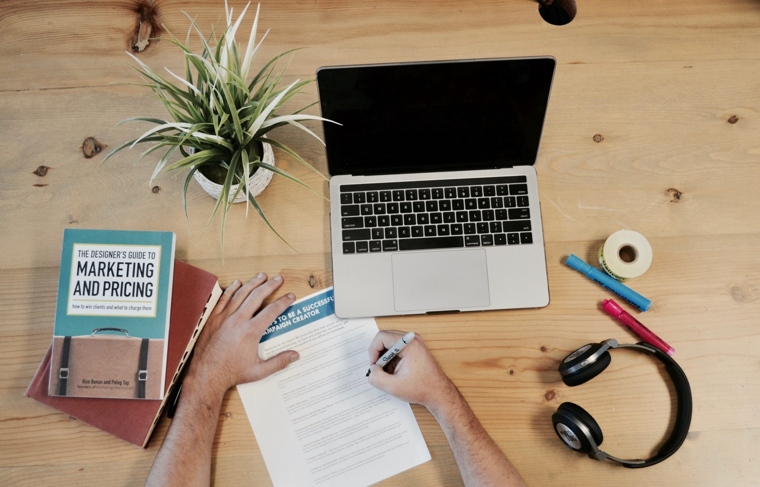 essential marketing tools